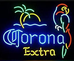 New Corona Extra Neon Beer light Bar Sign