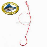 Wholesale Offshore Angler Circle Hook Leader Rig cm fishing hooks packs