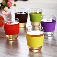 Wholesale MSD glassware dinkware teacup coffe beercup MTZ324 six pack