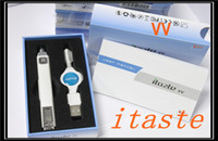 Cheap 2014100% Original Innokin Itaste VV V3 variable voltage voltage e cigarette Starter Kit Innokin Itaste VV 3.0 itaste vtr itaste mvp free DHL