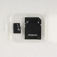 al por mayor 8gb micro sd cards-100% Real, Original Completa 2 GB 4 GB 8 gb 16 gb 32 GB 64 GB, 128 GB Geunine la Capacidad de la Micro SD TF MicroSD, SDXC, Tarjeta de Memoria SDHC para Smartphone