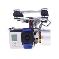 Wholesale DJI Phantom Brushless Gimbal Camera Mount with Motor Controller for Gopro FPV Aerial Photography RM434