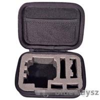 Wholesale 2014 HOT Professional Anti shock EVA Protective Case Portable Bag for GoPro Hero3
