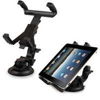 Wholesale WIND SHIELD CAR HOLDER FOR IPAD MINI IPAD AIR VEHICLE WINDOW MOUNT FOR IPad WINDOW HOLDERS