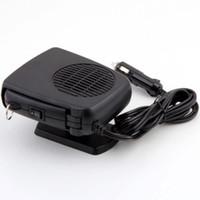 Wholesale 1pcs V W Vehicle Car Portable Ceramic Heating Heater Fan Defroster Demister New Arrival