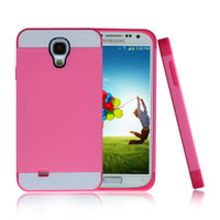 Wholesale NX CASE Samsung i9500 mobile phone shell color shell S4 Korean hit color shell protective sleeve