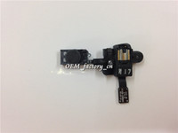 Wholesale Hot Sale Earpiece Headphone Flex Cable Jack Earphone Replacment Accessories Parts for Samsung Galaxy Note2 N7100 N7105 N7102 Drop Shipping