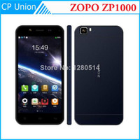 """Cheap Wholesale - Original 5"""" ZOPO ZP1000 Octa Core phone with Mtk6592 1.7GHz Android4.2 1GB RAM 16GB ROM 5.0MP 14MP camera GSM WCDMA IPS screen--"""