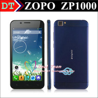 Cheap Wholesale - ZOPO ZP1000 MTK6592 Octa Core 5 Inch IPS 1GB 16GB 1.7GHZ 14MP Android Smart Phone Dual Sim ZOPO ZP1000 GPS 3G--free shipping--by