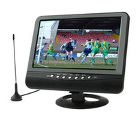 Wholesale 7 inch LCD Color Mini Monitor Analog TV with wide view angle for Car