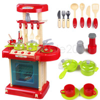 wooden kitchen sets toy - Safe Plastic Toys Children s Kids Own Kitchen Play Set Space Boy Girl Brand