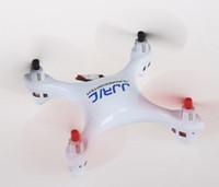 Wholesale 2 Ghz Axis Gyro quadrocopter standalone Lumino channel gyro mini quadrocopter UFO No remote control Free