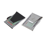 Wholesale LJP816 Sided Money Clip Slim Clip No More Bulky Wallets