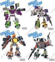 76 Pieces Transformers Prime The Building Blocks Sets Minifi...