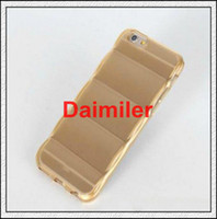 Wholesale Good quality Slim tpu case for iphone Bulletproof vests TPU cases Hot Selling Crystal Transparent Clear Soft TPU cover for iphone