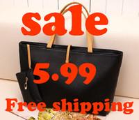 Cheap JOVANA Designer Brand New 2014 Hot Sale Fashion women handbag female PU bags candy color trend vintage Black shoulder bag