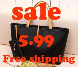 Wholesale Candy Bag Female - JOVANA Designer Brand New 2015 Hot Sale Fashion women handbag female PU bags candy color trend vintage Black shoulder bag