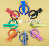 Wholesale DROPSHIP abailable Crossfit Jump Rope skipping rope Speed Rope MMA