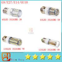 30x New Corn Light G9 E27 E14 GU10 Led Corn Lamp 3528SMD 48L...