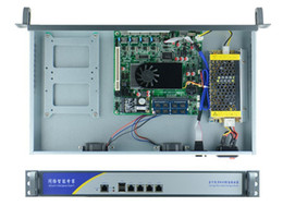 Wholesale Routerboard U Atom D525 Lan Router Intel server U250C_M5F Network Firewall Router