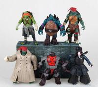 New 2014 Movie Version 12cm Teenage Mutant Ninja Turtles TMN...