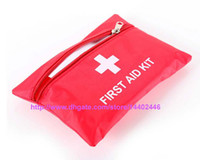 first aid kit - Lowest Price Sets First Aid Kit For Outdoor Travel Sports Emergency Survival Indoor Or Car Treatment Pack Bag L168