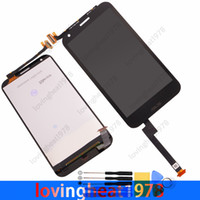 Wholesale 1 original LCD display with tools for Asus Padfone A68 LCD screen with touch screen digitizer