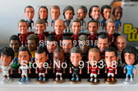 "Cheap Wholesale-OP-10PCS LOT FOOTBALL 2.5"" Figurine (Mixed Order) Doll Toy Figure 2013-2014 Season"