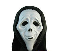Wholesale Hot Sale New Style New Arrival Halloween supplies Halloween Horror Scream mask grimace mask skull mask grimace mask the whole person