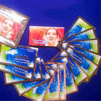Wholesale New Arrival Freeshipping Onuge Dry Whitening Strips hour express Pair Tooth paste CE Teeth strips Tooth strips