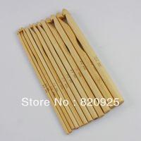 Wholesale 1 X Bamboo Crochet Hooks Sizes Knitting Needles mm to mm