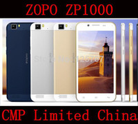 Cheap Wholesale - Zopo ZP1000 5 Inch MTK6592 Octa Core Android 4.2 IPS 1280X720 1GB 16GB 5MP+14MP Dual Camera Dual Sim 3G Mobile Phone--free shipp
