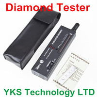 Wholesale NEW Gems Diamond Gemstone Tester Selector Tool LED Audio F