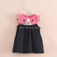 Cheap Child Wear Cute Dresses Baby Clothes Princess Dress Casual Dresses Toddler Dress Kids Clothing Girl Dresses Infant Dress Children Dresses