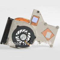 Wholesale Integrated CPU Cooling Fan with Heatsink Tested Fit HP Pavilion DV2000 V300 Series