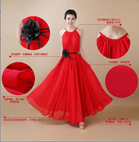 Cheap The new skirt pure color of the dress Sweet sling lady dresses Pure color vest beach dress