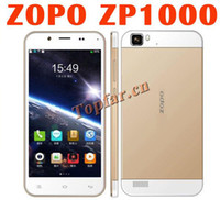 Cheap Wholesale - Original ZOPO ZP1000 MTK6592 Octa Core Mobile Phone 1GB RAM 16GB ROM 5.0 Inch Android Smart phone 14.0MP 3G WCDMA GPS--free ship
