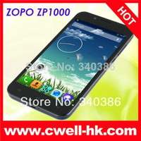 "Cheap Wholesale - Original ZOPO ZP1000 Mtk6592 Octa Core android cell phone 1.7GHZ CPU android 4.2 5"" IPS Thin 5mp + 14mp Dual sim OTG--free"