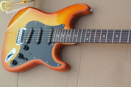 ST electric guitar color can be customized manufacturers supply of electric guitar year-round new guitar