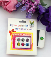 Wholesale Mixed of Self adhesive Home Button Stickers
