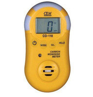 Cheap Free Shipping!!Environment Test Meter Gas Leak Detector Carbon Monoxide Meter CO-110