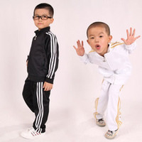 2014 New Fashion Casual Sport Suits Tracksuits For Children ...