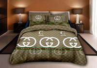 Wholesale C581 cotton D reactive printing bedding set bedsheet duvet cover pillowcase home textile bed clothes