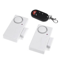 Wholesale Home Security Entry Alarm Warning System with Magnetic Sensor to Detector Alarme Wireless for Door Window Remote Control
