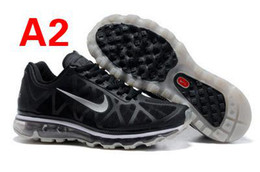 Wholesale New Nike Men Outdoor Air Max Running Shoes Fashion Cheap Male Sport Running Shoes Waterproof Colors
