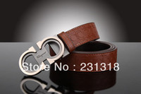 Wholesale 2013 New excellent quality mens belt fashion design belts many colors nice F1131