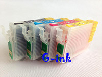 Wholesale T1711 T1714 Full Ink refillable cartridges for Epson Home XP XP XP XP XP XP XP XP XP printers with ARC