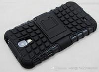Caso Armatura 500pcs S4 Heavy Duty per Galaxy S 4 S4 caso sacchetto della copertura i9500 Spider-Man cassa del telefono mobile Combo per Samsung DHL