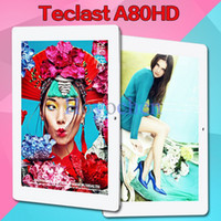 Wholesale Tablet PC Teclast A80HD Quad Core GHz Slim Laptop G G IPS Screen Gb RAM Gb ROM Android Support OTG HDMI Wifi