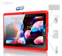 7 android 4.0 tablet - GB quot A13 Android Capacitive Touching Panel point Touch Tablet PC with M F